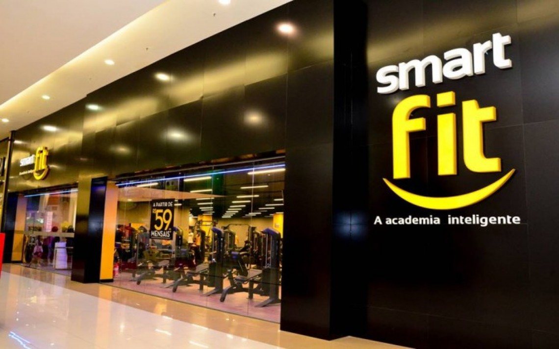 Smart Fit sobe no ranking e entra no top 5 das maiores redes de academias do mundo